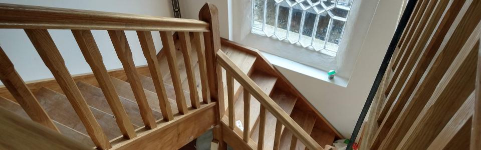 Bespoke Stair construction